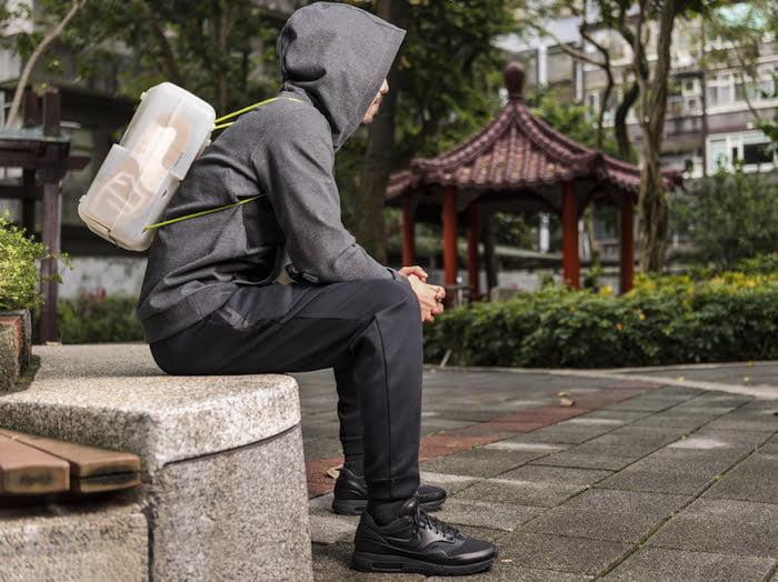 Nike sustainable shoe box