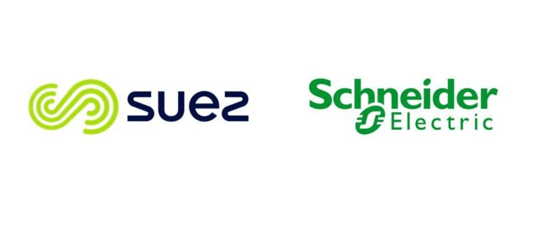 Suez Schneider Digital Water